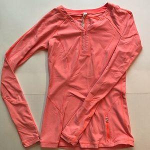 Women's lululemon long sleeve workout shirt